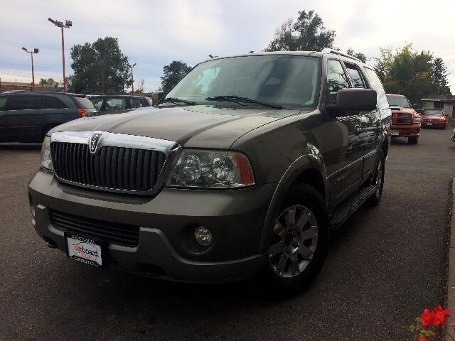 2004 Lincoln Navigator Luxury 4WD