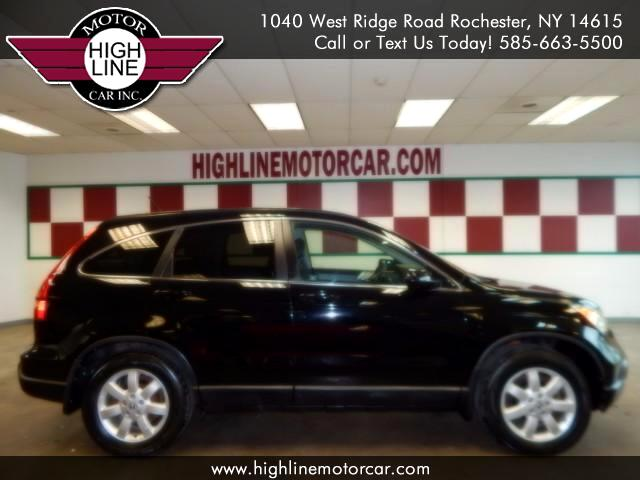 2009 Honda CR-V EX-L 4WD 5-Speed AT with Navigation