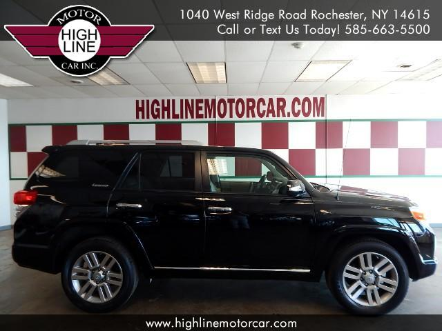 2010 Toyota 4Runner Limited 2WD V6