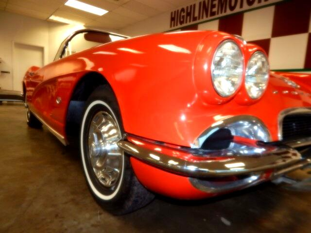1962 Chevrolet Corvette Roadster