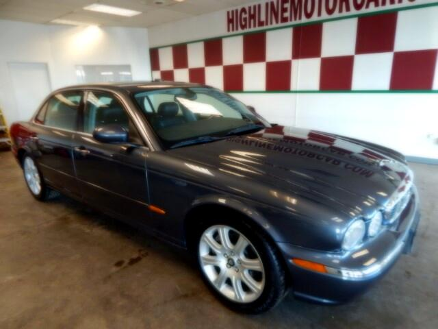 2005 Jaguar XJ-Series XJ8L