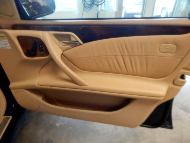 2002 Mercedes-Benz E-Class Wagon E320