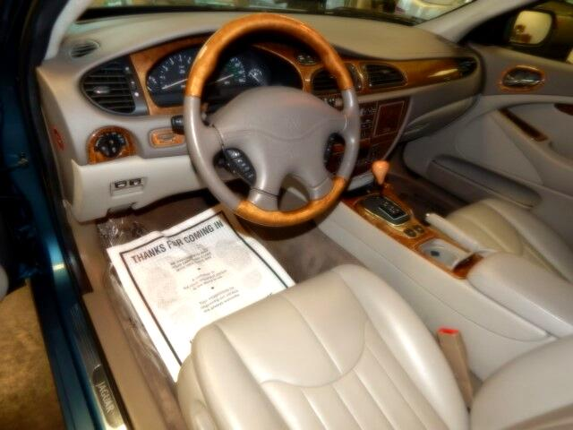 2001 Jaguar S-Type 3.0