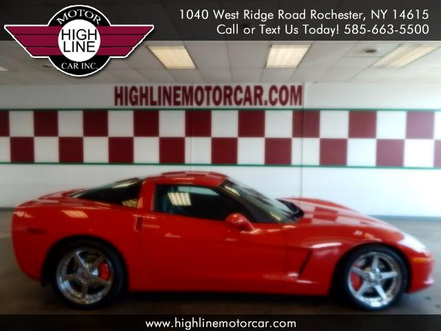2007 Chevrolet Corvette Z51 2LT Coupe Manual