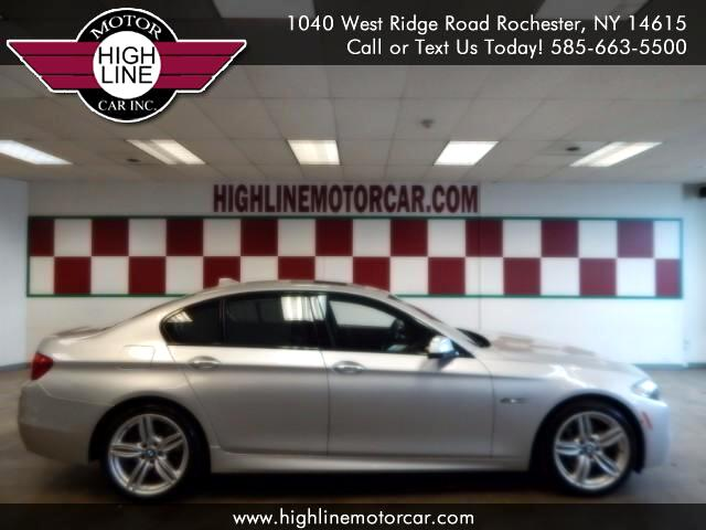 2013 BMW 5-Series 535i xDrive
