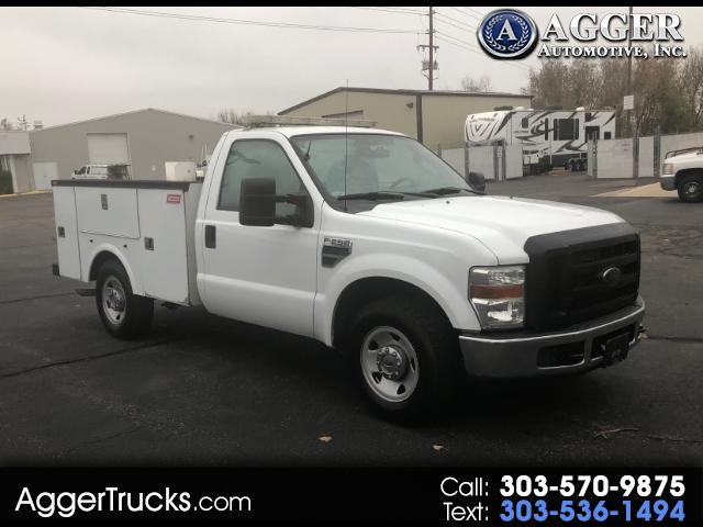 2009 Ford F-250 SD XL 2WD UTILITY