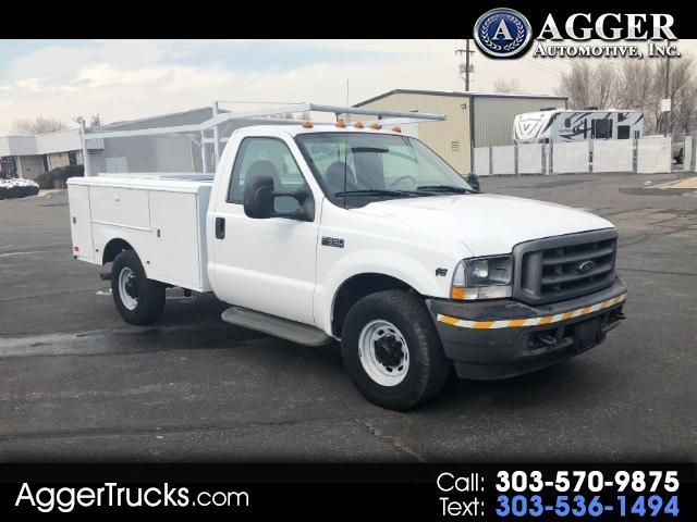 2002 Ford F-350 SD XL 2WD
