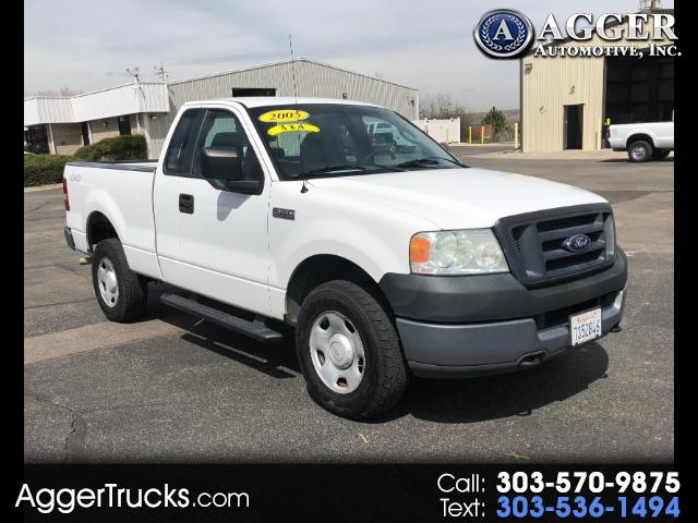 2005 Ford F-150 XL Short Bed 4WD