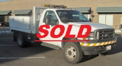 2002 Ford F-550 Super Duty