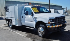 2004 Ford F-550 Super Duty