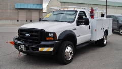 2007 Ford F-450 Super Duty