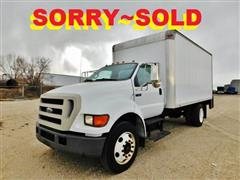 2004 Ford F-650 SD