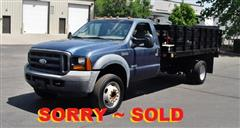 2006 Ford F-550 Super Duty