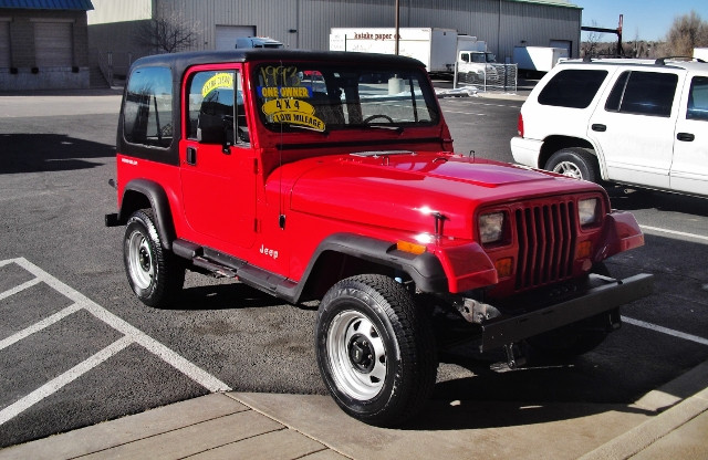 1993 Jeep Wrangler Hard Top