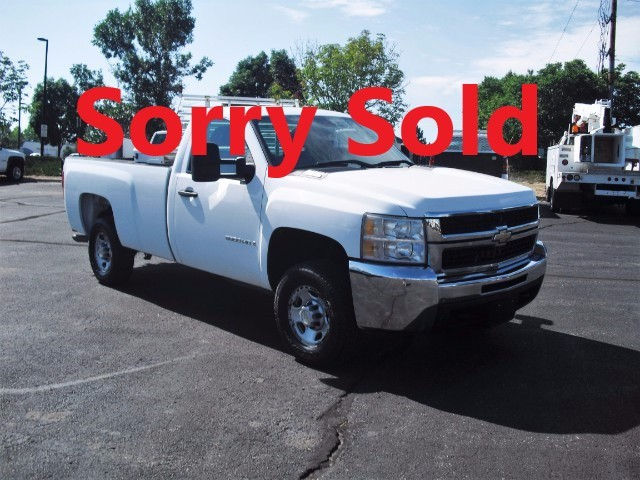 2007 Chevrolet Silverado 2500HD 4x4 Longbed Pick-Up-Fleet Fuel Tank w/Pumper-Tommy
