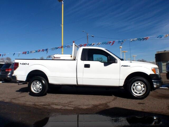 2010 Ford F-150 STX 6.5-ft. Bed 4WD