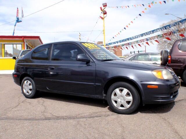 2005 Hyundai Accent GLS 3-Door
