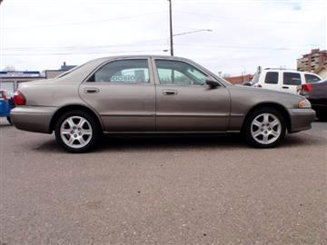 2001 Mazda 626