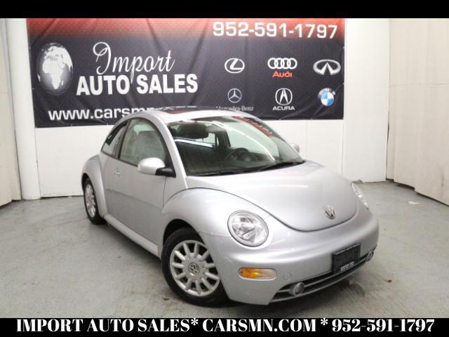2005 Volkswagen New Beetle GLS 2.0L