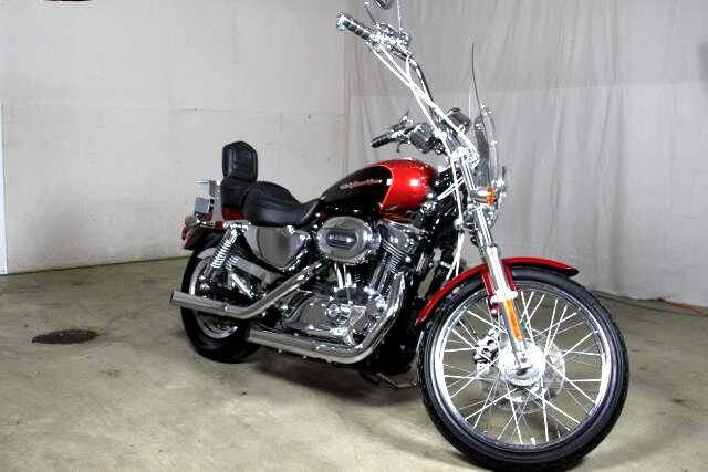 2006 Harley-Davidson XL 1200C CUSTOM SPORTSTER