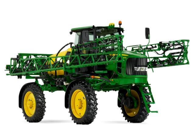 2012 John Deere Farm 4630 Self Propelled Sprayer