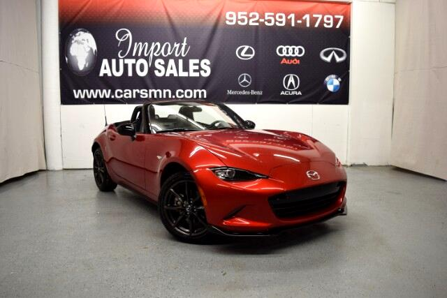 2016 Mazda MX-5 Miata Club 6MT