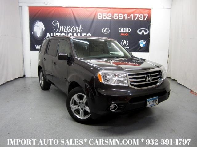 2013 Honda Pilot EX FWD 5-Spd AT