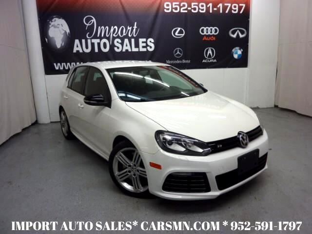 2012 Volkswagen Golf R 4 Door