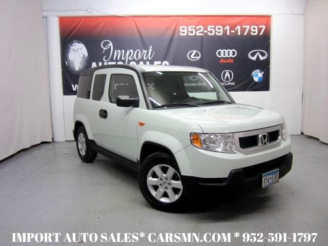 2010 Honda Element EX 4WD AT