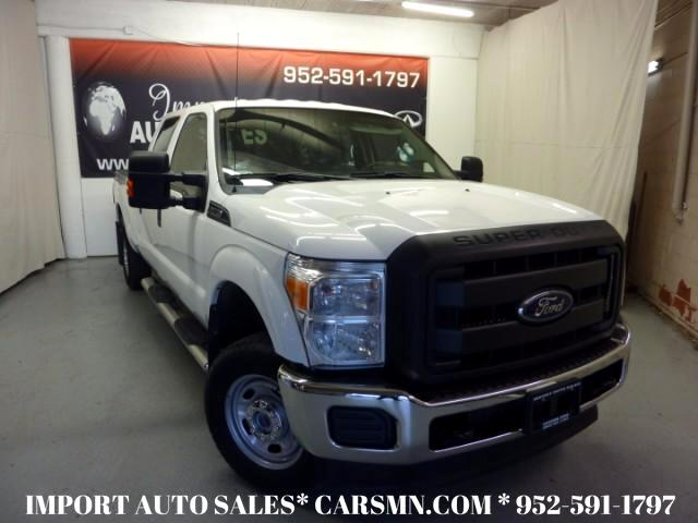 2013 Ford F-250 SD XLT Crew Cab Long Bed 4WD