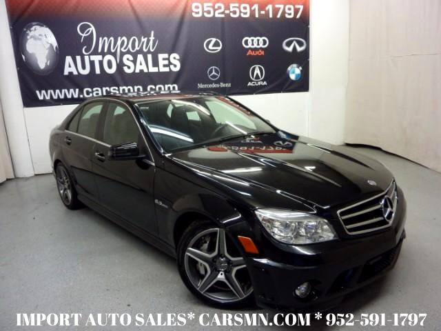 2011 Mercedes-Benz C-Class C63 AMG Sport Sedan