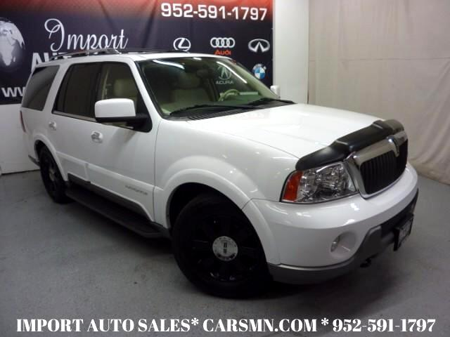 2004 Lincoln Navigator Luxury 4WD