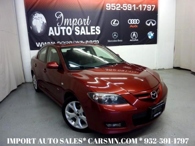 2008 Mazda MAZDA3 s Touring 4-Door