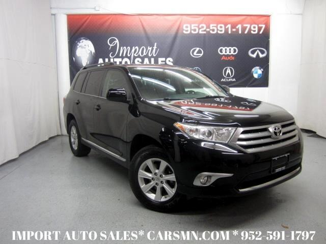 2012 Toyota Highlander Base 4WD