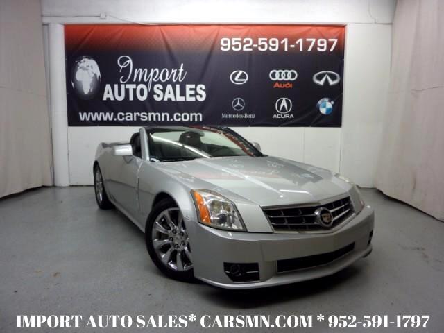 2009 Cadillac XLR Platium Convertible
