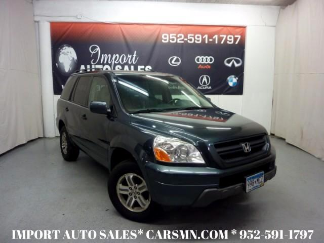 2004 Honda Pilot EX with Leather