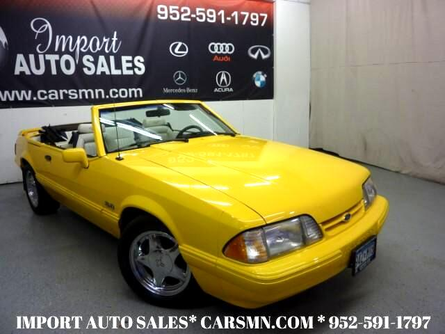1993 Ford Mustang LX 5.0L convertible
