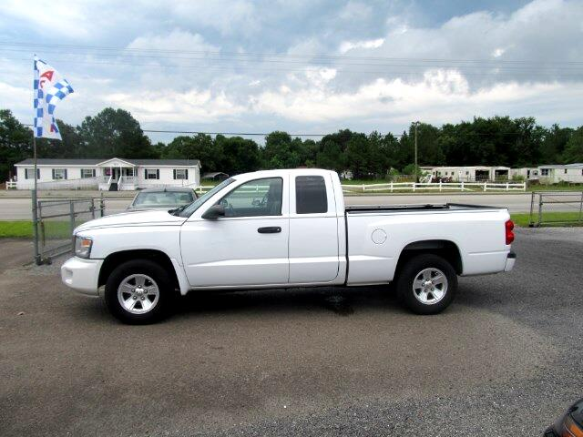 2008 Dodge Dakota SLT Ext. Cab 2WD