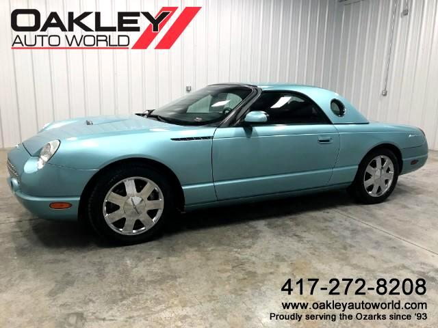 2002 Ford Thunderbird Deluxe