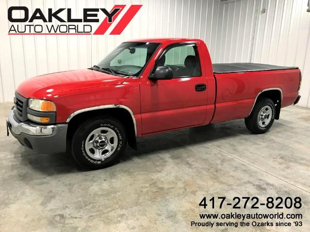 2003 GMC Sierra 1500 Long Bed 2WD