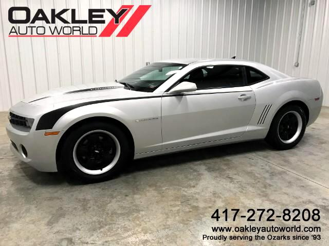 2013 Chevrolet Camaro LS Coupe