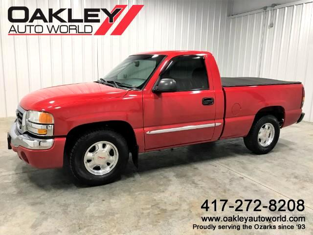 2003 GMC Sierra 1500 SLE Short Bed 2WD