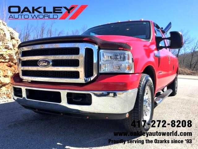 2005 Ford F-250 SD XLT SuperCab 2WD