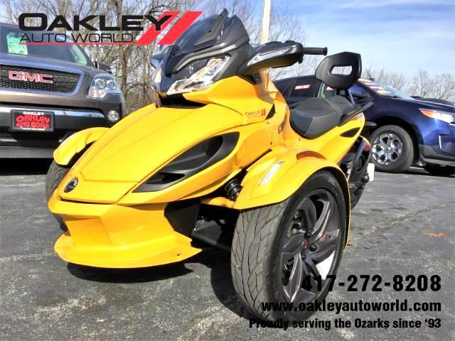 2013 Can-Am Spyder ST-S
