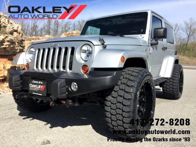 2012 Jeep Wrangler Rubicon 4WD Call of Duty Edition