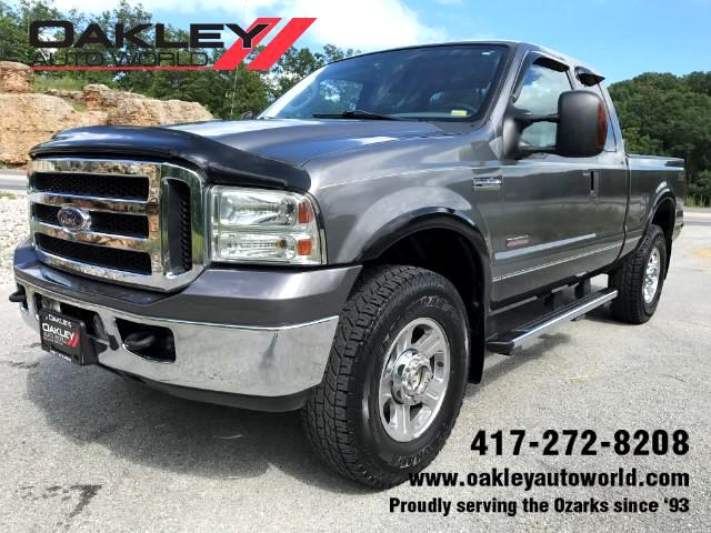 2005 Ford F-250 SD Lariat SuperCab 4WD