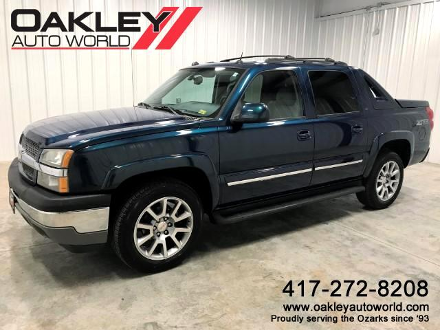 2005 Chevrolet Avalanche 1500 LT 2WD
