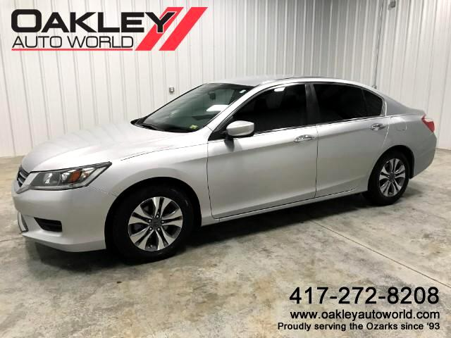 2013 Honda Accord LX