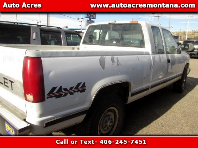 1993 Chevrolet C/K 2500 Ext. Cab 6.5-ft. Bed 4WD