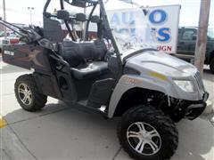 2012 Arctic Cat Prowler 700 HDX